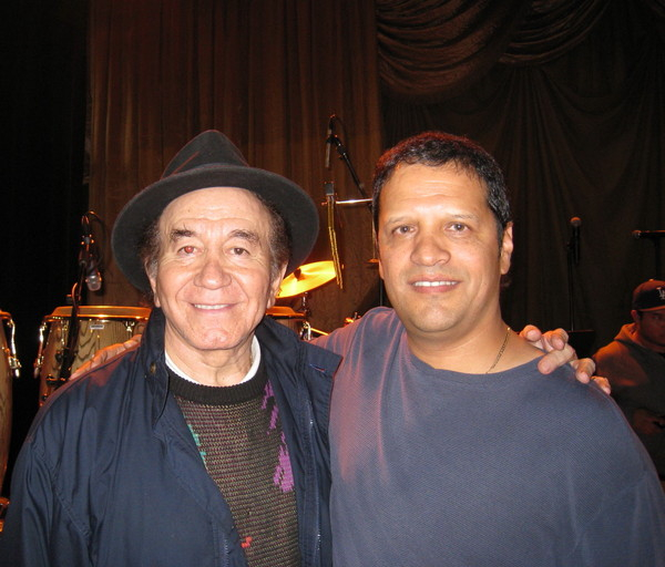 Trini Lopez and Mark