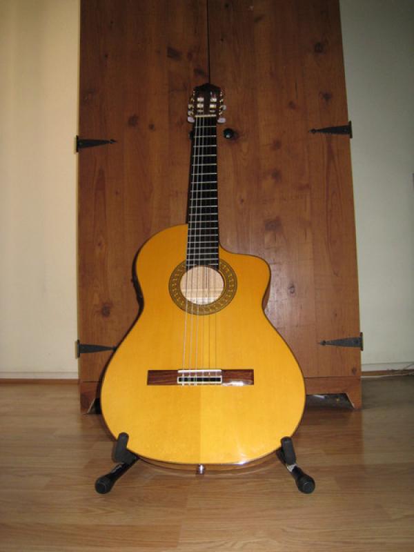 Madrigal flamenco guitar