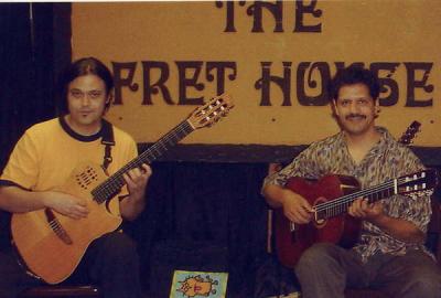 Freddie Ramos and Mark