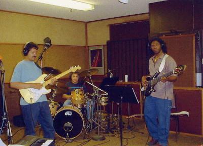 Mark, Jake Jacobs, and Philip Bynoe