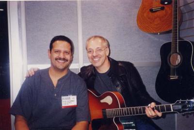 Mark and Peter Frampton