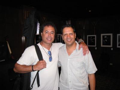 Mark and John Pentilde