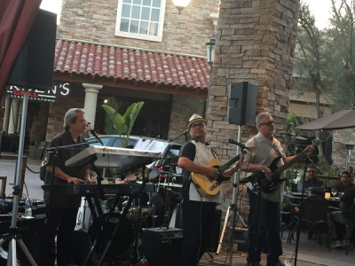 Two Dogs Band At Limon Lation Grill
