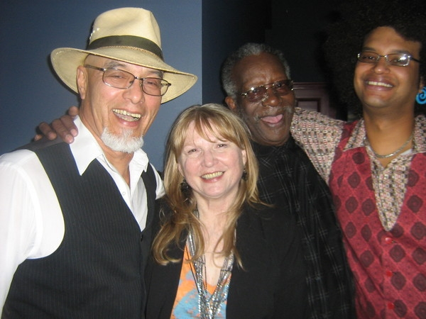 <p>George's With Lester Chambers</p>