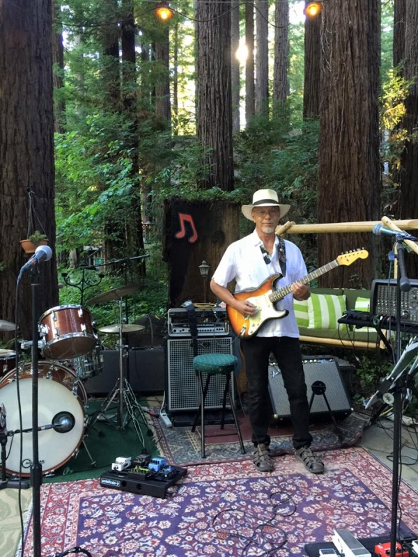 DC Party in the Redwoods 2016