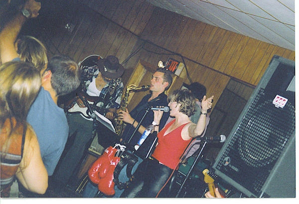 <p>CD Release Party</p>