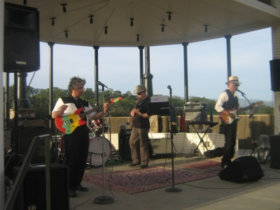 <p>Coppola Winery Show</p>