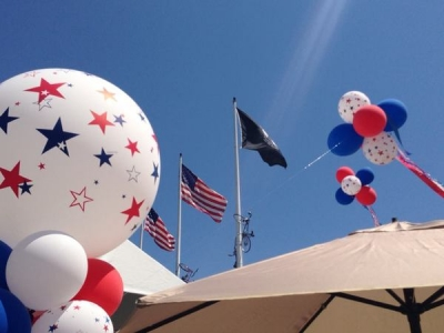 <p> Oakland 4th of July Festival </p>