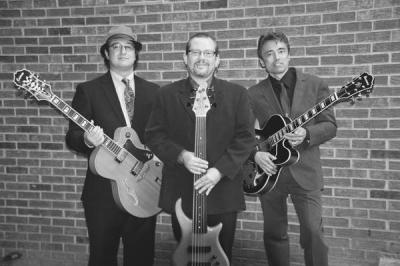 DL Trio  Daniel Keller, Sean McCausland Photo by Joe Whitt