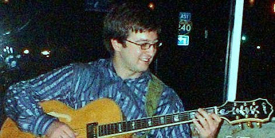 Dan Keller is one of Asheville's most talented jazz guitarists.   His past performances range from the Grove Park Inn (Asheville, NC), to the Flat Rock Music Festival (Flat Rock, NC), the White Horse w/ the Charles Unger Experience (Black Mountain, NC), B