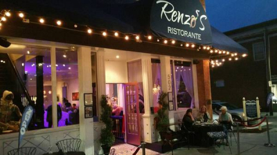 Invitation to Enjoy an Authentic Italian Dining Experience featuring the music of Dave Lagadi  I have the distinct pleasure to perform romantic music from the Great American Songbook at the finest Italian Restaurant in Western NC. Renzo's Ristorante in Do