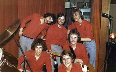 1980 with Funtion Band 'MOTORWAY'