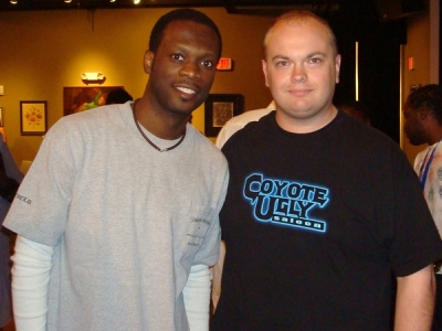 Pras (The Fugees)