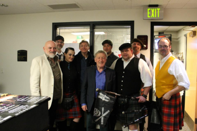 The Heathen Highlanders with the Chieftains, Salt Lake City Utah