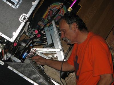 Gregg 'Doc' Carpenter: Sound & Lights
