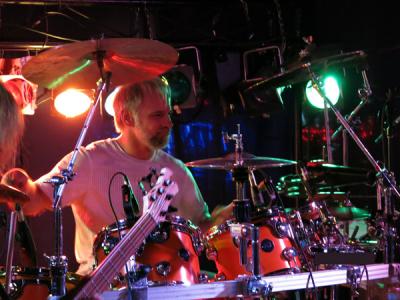 Steve Hansen: Drums, Percussion & Vocals
