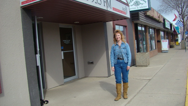 Outside CIHS Radio Wetaskiwin,AB
