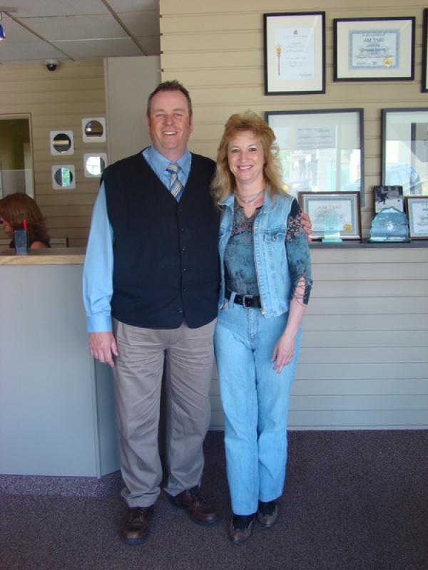 With Graham Skogam at 99.7FM, High River ,AB