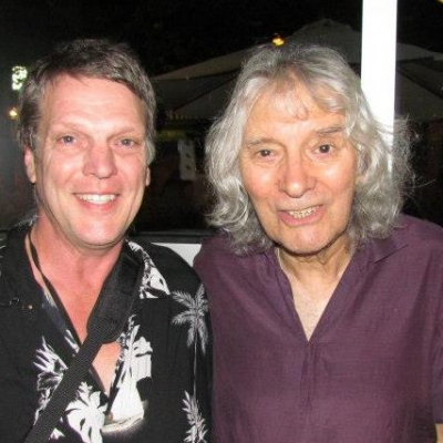 Self & Albert Lee - photo Larry Lindstrom