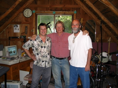 <p>LOGAN SPUR 2006 . KEVIN , LARRY LINDER , PAT GREEN  ( NO RELATION TO RED )</p>