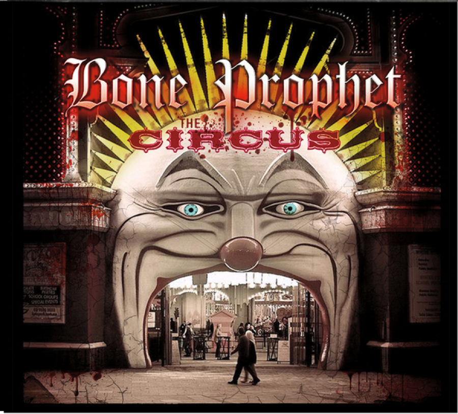 BONE PROPHET at it's best! HARD HITTING, IN YOUR FACE, ROCK AND ROLL!!! This cd is an amazing compilation of fist pumping rock songs that you will definitely not want to miss out on! Click the player below to give a listen.