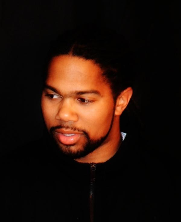 <p>Jerry Parker, Jr. (Drummer)</p>