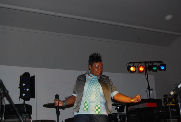 <p>Latrice at &quot;Southern Maryland Youth Day&quot;</p>