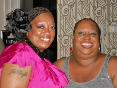 <p>Latrice & Kendall King</p>