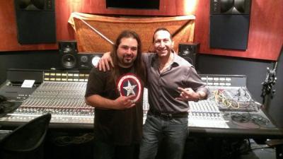 Pat Catalano and Joey Domino