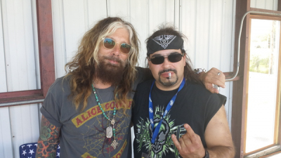 Pat Catalano and John Corabi