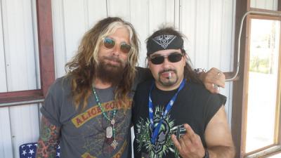 Pat Catalano and John Corabi