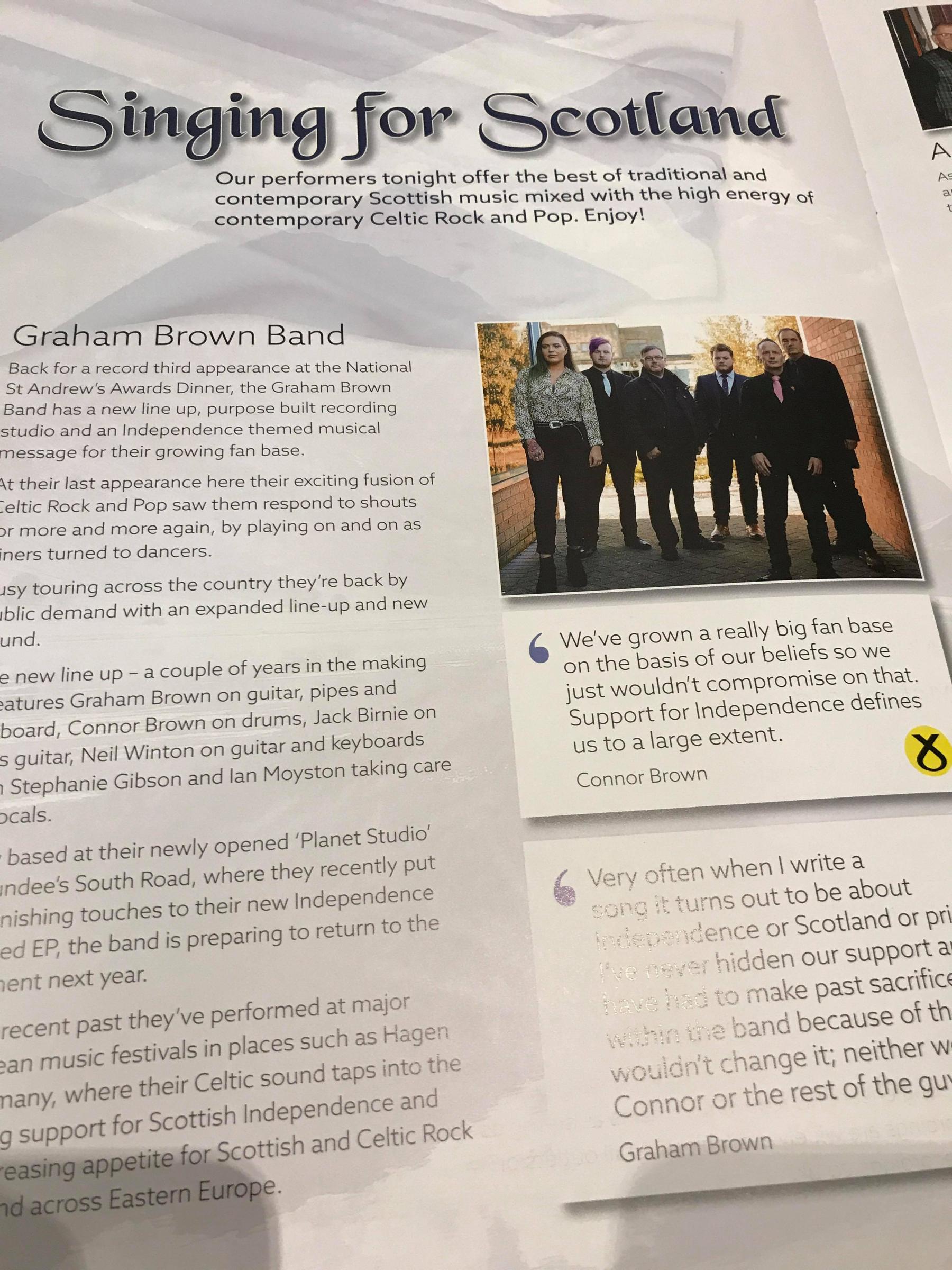Graham Brown Band