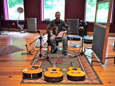 <p> Recoding at Grouse Lodge Studios,Ireland.</p>