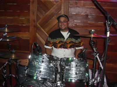 <p>Carlos Solorzano - Drums</p>
