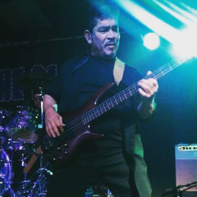 Alex Quinonez - Bass Guitar