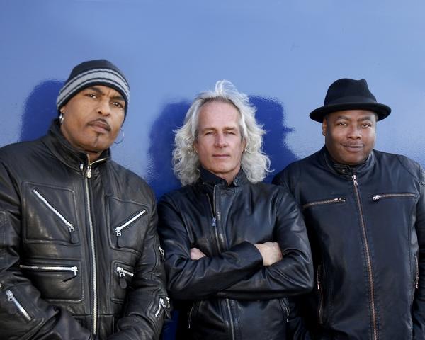 Original Members - Nate Guido Hughes, Tom McDermott, Lanise Hughes