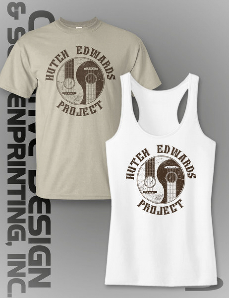 Purchase your new Shirt and Tank top at show!! $15. each!