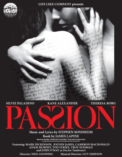 PASSION - The Lifelike Company
