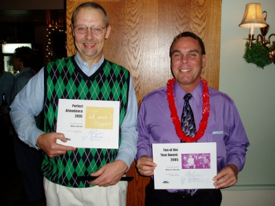 <p>No other awards have ever been given out to anyone else !  Uncle and Mr B</p>