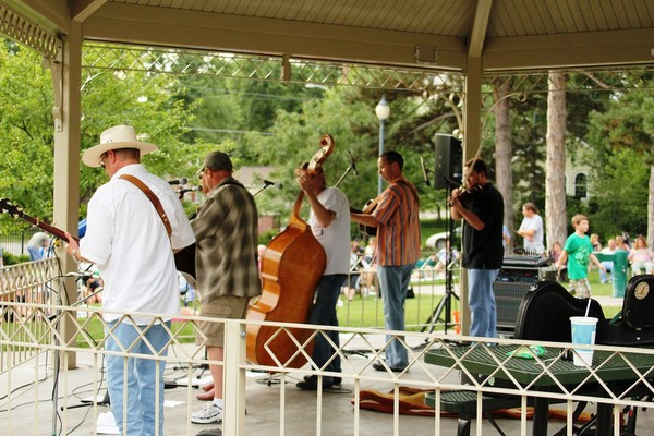 Sandy Creek Pickers