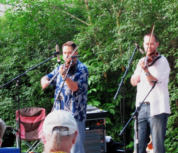 CD Release Party   Twin Fiddling / John & Jason Shaw
