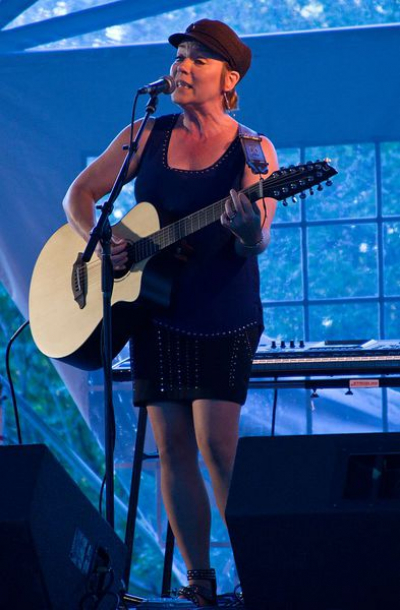 <p>Playing at the Radio Waves Music Festival in Grand Marais, MN on Sept. 6, 2014</p>