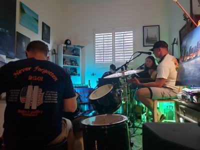 A Jam with Florida Straits