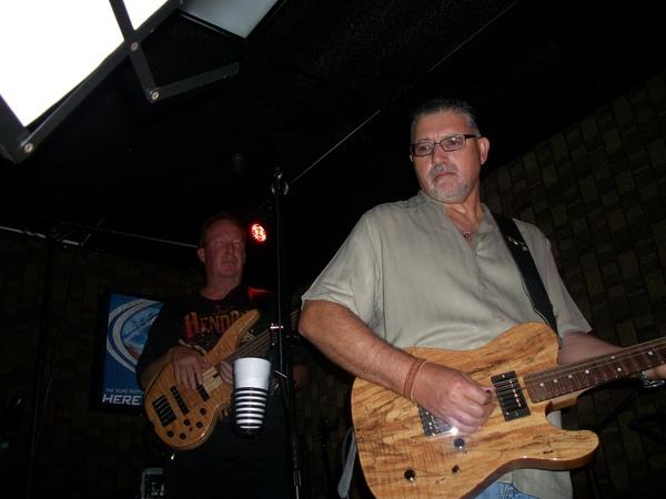 SCOTT HADSELL AND ED BERRIOS
