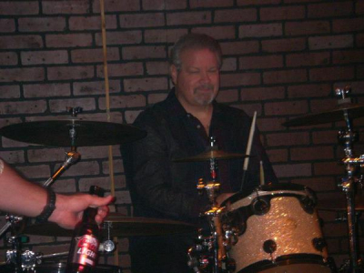 MYRON STEWART on Drums!!