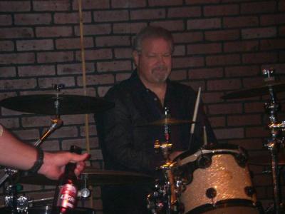MYRON STEWART on Drums!!