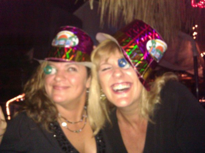 New Year 2012 at Manatee Island