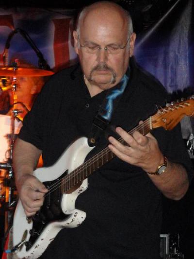 TAD PROSHANSKY on guitar!