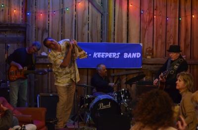 <p>Annual Party Barn Gig, October 2014</p>