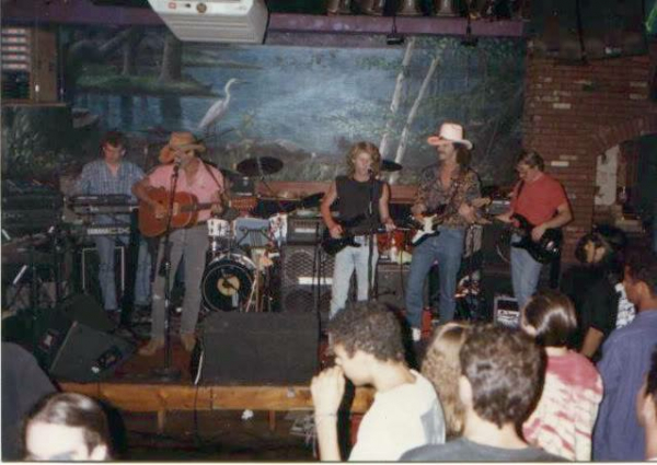 The Wetlands c1991